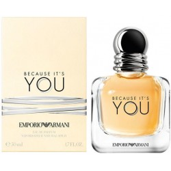 Armani Because it's you EDP