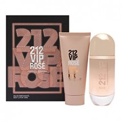 SET Carolina Herrera 212 VIP ROSE
