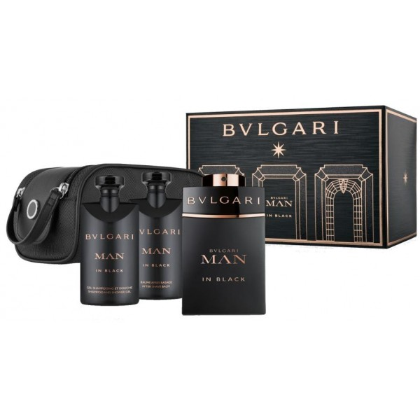 SET Bvlgari Man in Black EDP