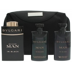 Set Bvlgari Man Black Cologne