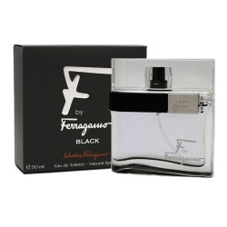 Salvatore Ferragamo Black Man