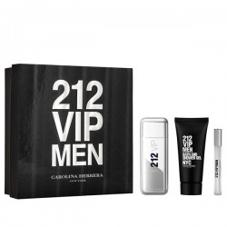 SET Carolina Herrera 212 VIP Men