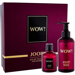 SET JOOP WOW WOMAN EDT 60 ML + SHOWER GEL 200 ML