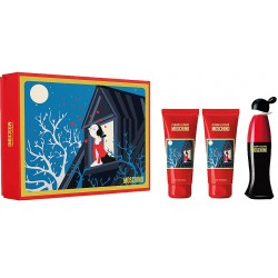 SET Moschino Cheap&Chic EDT50ml +lotiune corp 100ml+gel de dus 100ml